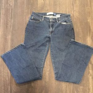 Gap low rise flare size 8 jeans